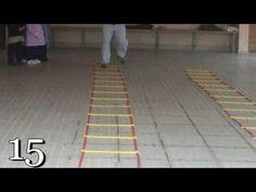22 Ejercicios Fáciles De Coordinación - YouTube