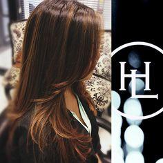 Bayalage hilites hair by:Emilio V.
