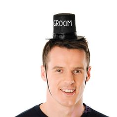 Mini top hat for the gay groom on his stag night - £2.50