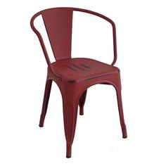 Silla MOSKOV -Vintage COLORS- (Sillas metálicas) - Tolix A56 Sillas de diseño, mesas de diseño, muebles de diseño, Modern Classics, Contemporary Designs...