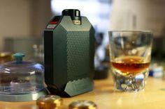 The Macallan x URWERK Flask