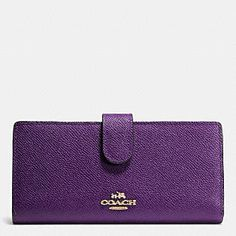 COACH Designer Purses | Embossed Horse And Carriage Large Edie Shoulder Bag In Pebble Leather