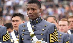 Viral Photo Shows Haiti-Born West Point Cadet Overwhelmed By How Far He's Come
