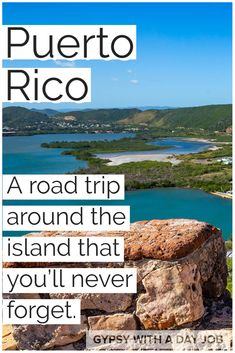 If you are looking for a tropical getaway soon, Puerto Rico may be right for you. Our 7 day Puerto Rico itinerary will take you through a perfect week in Puerto Rico. Your Puerto Rico road trip should take you to gorgeous beaches, rugged mountains, tropical jungle, and colorful historic cities. Your 7 days in Puerto Rico will be a dream come true! #puertorico #caribbeanisland #puertoricotravel #usatravel #tropicalparadise Puerto Rico, Travel Around The World, Around The Worlds, Beach Trip, Beach Travel, Backpacking South America, Central America, North America, Travel Usa