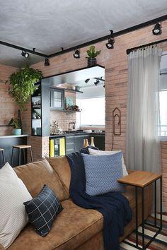 15 dicas perfeitas para você que tem #apartamentopequeno e/ou #apartamentointegrado #decoracao