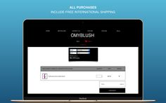 ALL PURCHASES MADE ON www.omyblush.com  INCLUDE FREE INTERNATIONAL SHIPPING Best Sellers, How To Remove, Website, Free, Products, Gadget