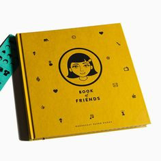 Freundebuch - Book of Friends YVA