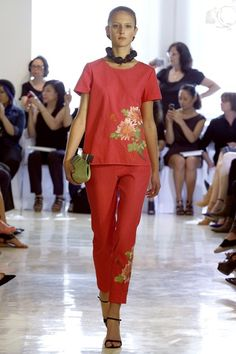 New York Fashion Week, SS '14, Josie Natori