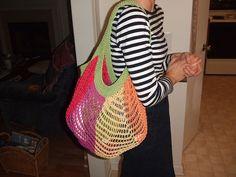 Ravelry: Earth Day Bag pattern by Katie Watson