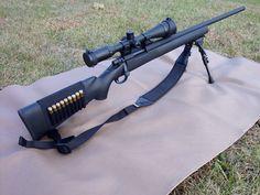 Remington 700 Tactical .308