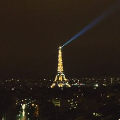 #Magic. #Paris #France #Eiffel #Tower #light