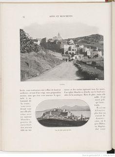 À la France : sites et monuments. La Corse / [notices de Onésime Reclus]  Corbara Calvi