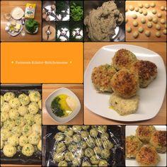 Parmesan-Kräuter-Brötchensonne 20 – 40 Brötchen Brötchenteig 350 g Dinkelmehl (1050) 200 g Weizenmehl 200 g Wasser 50 g Parmesan, gerieben 20 g Olivenöl 20 g Hefe 1 Ei 1 TL Zucker 1 1/2 TL Sa…