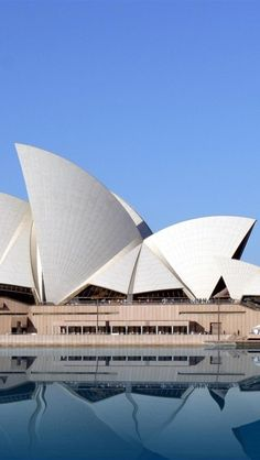 Sydney Opera Hall iphone 5 wallpaper hd | More on: www.pinterest.com/AnkApin/public-b-commercial