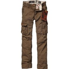 cargo pants...for duh!!!!