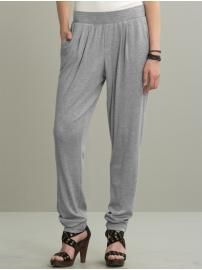 slouchy pants with great shoes