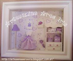 cuadros infantiles   Artesanias Arco Iris