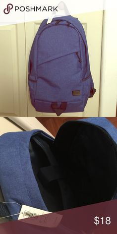 Old Navy Backpack Back pack is new and never used.  Nice size for school, work or for your toddlers things while out shopping.  It has a computer compartment on back wall. Old Navy Bags Backpacks