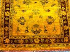Overdyed rugs are a new fashion trend. Rug Wash Inc. specializes in various color washes to make your rugs fashionable and sellable in today's mar. Rug Company, Persian Rug, Oriental Rug, Colorful Rugs, Bohemian Rug, Persian Carpet