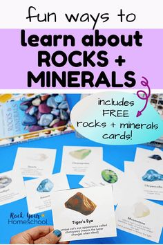 Earth Science Activities, Earth Science Lessons, Homeschool Science Curriculum, Easy Science, Teaching Science, Homeschooling, Preschool Science, Science Ideas, Science Classroom