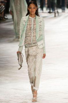 FeminineX | Roberto Cavalli Spring/Summer 2014 – Milan Fashion Week