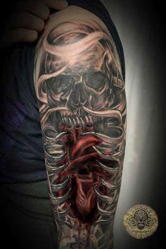 Incredible Tattoos and Body Art Design Inspiration Art    #DanCamacho.com #Design