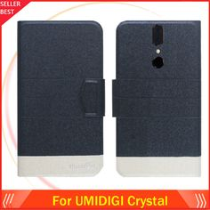 5 Colors Hot UMIDIGI Crystal Case Phone Leather Cover Factory Direct Fashion Luxury Full Flip Stand. Click visit to buy #FlipCase #case
