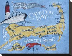 Cape Cod, Posters and Prints at Art.com