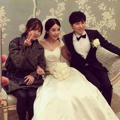 SungMin's wedding