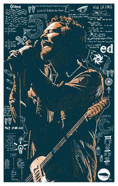 Eddie Vedder - Brian Methe - 2015 - ''The Voice'' ----