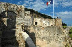 Roquebrune Cap-Martin, Castello di Roquebrune