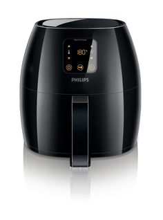 Philips HD9240/94 Airfryer Advanced XL, Black by Philips #1 New Release in Deep Fryers List Price: $399.00 Price: $349.00  $24.Tax??      4-16-2015     Air Fryer uses patented heat circulation technology to fry your favorite foods - using little or no oil.     Extra-large 2.6-lb. capacity stainless-steel frying basket.     Intuitive digital touch controls adjust cooking temperatures from 150 F to 390 F.     60-minute timer lets you know when your food is ready, then automatically shuts off…