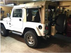 American Convoy ruggedized soft top pictures and configurations Jeep Cj6, 2000 Jeep Wrangler, Jeep Pickup, Jeep Camping, Suv Trucks, Cars And Motorcycles, 4x4, Jeeps, American