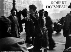 Robert Doisneau - the perfect moment