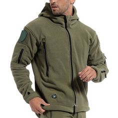 Cheap jacket yellow, Buy Quality jacket shop directly from China jackets Suppliers: US Military Fleece Tactical Jacket Men Thermal Outdoors Polartec Warm Hooded Coat Militar Softshell Hike Outerwear Army Jackets Special Forces Army, Hooded Jacket, Bomber Jacket, Jacket Men, Tactical Jacket, Hiking Jacket, Types Of Jackets, Sports Jacket, Military Fashion