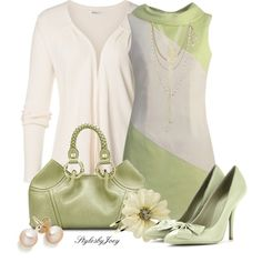 """Spring Come Quickly!"" by stylesbyjoey on Polyvore"