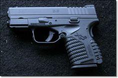 Springfield Armory XD-S .45ACP Micro-Pistol – New Gun Review