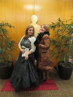 We celebrated the Oscars at Bethany Village!