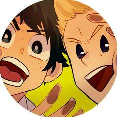 Midoriya Izuku & Mirio Togata Birthday Boys 7.15