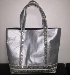 Tuto couture sac cabas à paillettes