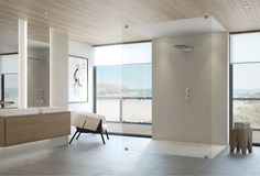 7 Shower Design Tricks for a Cleveland or Columbus Bathroom Remodeling Project.