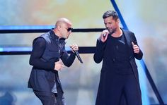 Ricky Martin se va de gira con Wisin #Reggaeton #Music #DownloadMusic #Noticias #MusicNews