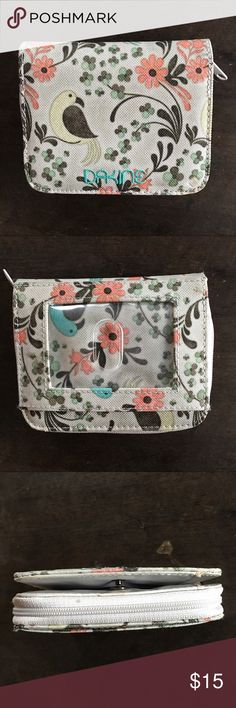 DAKINE Bird Wallet DAKINE Bird Wallet. Lightly used. EUC. Smoke free home. Dakine Bags Wallets