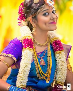 """1,910 Likes, 8 Comments - SWAYAMVARAA WEDDING EXHIBITION (@swayamvaraa_wedding_exhibition) on Instagram: """"Pc @studio31chennai #tamilbride #southindianbride #telugubride #southasianwedding #teluguwedding…"""""""