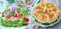 Sveriges 10 godaste smörgåstårtor! - Mat - Hemmets Journal