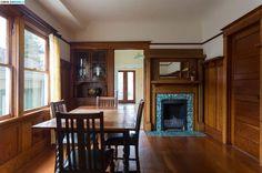 1717 OREGON St, Berkeley, CA 94703 | MLS# 40732183 | Redfin Room, House, Interior, Home, Bungalow, Bed, Redfin, Interior Design, Bungalow Dining Room