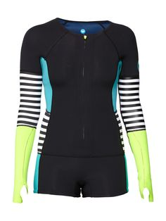 Stand up Paddle Board Wetsuits for women Roxy, Short John, Sup Stand Up Paddle, Rash Guard Women, Sup Yoga, Neoprene, Womens Wetsuit, Surf Wear, Swimsuits