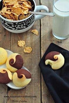 Mermer kurabiye tarifi