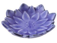Blue Flower Chopstick Rest