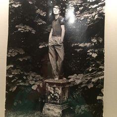 Last one! #Bowie #ziggystardust #vogue100 #nationalportraitgallery #centuryofstyle #iconsofourtime ⚡️